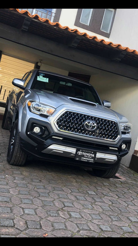 toyota tacoma 3.5 trd sport at 2019