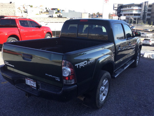 toyota tacoma 4.0 trd sport at