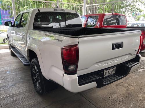 toyota tacoma 4x2 modelo 2019