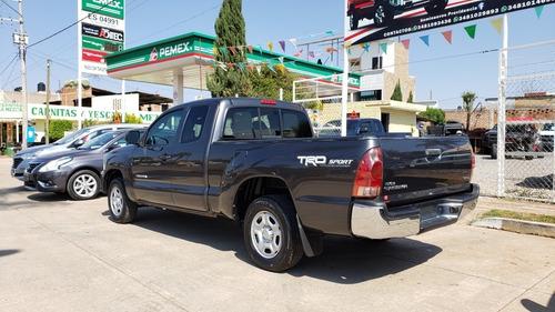 toyota tacoma king cab 4 cilindros