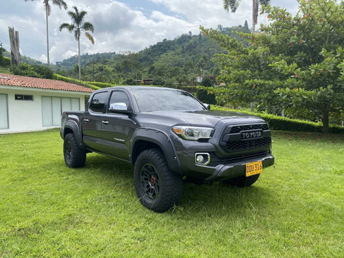 toyota tacoma limited suspension fox