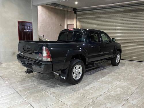 toyota tacoma pickup trd sport 4x4 mt 2010