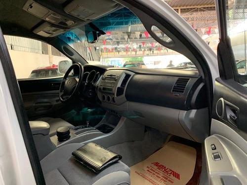 toyota tacoma pickup trd sport 4x4 mt extremadamente nueva