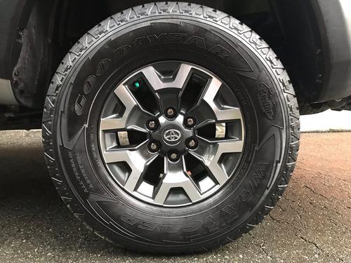 toyota tacoma trd cc3500 automática gasolina modelo 2018 4x4