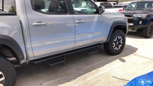 toyota tacoma trd off road modelo 2019 color cemento