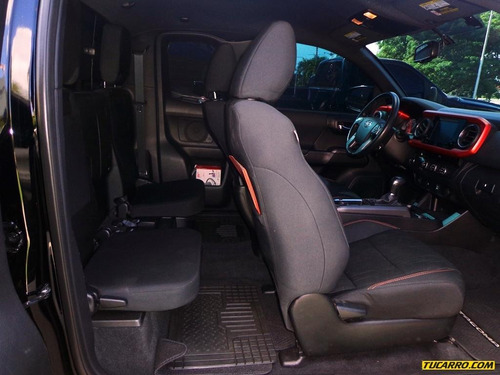 toyota tacoma trd sport secuencial