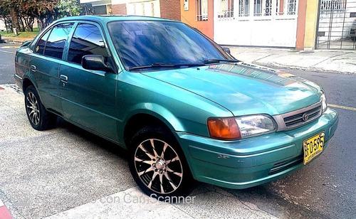 toyota tercel 1.300 modelo 1995
