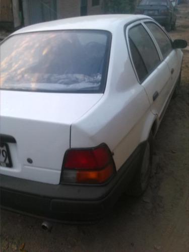 toyota tercel 1994 gnv 1.5 blanco