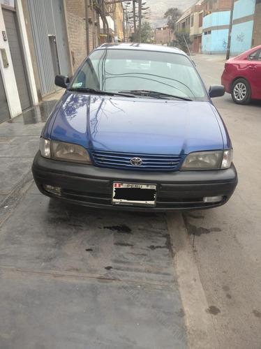 toyota tercel 1998 color azul