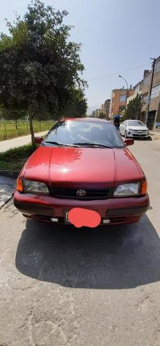 toyota tercel 97 mec sedan tercel veiculos