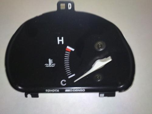 toyota tercel-toyota starlet reloj marcador de temperatura