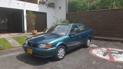 toyota tercel verde modelo 1997