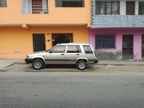 toyota tercer station wagon - 7500 soles