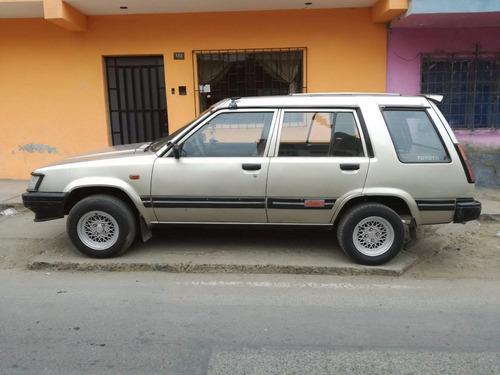 toyota tercer station wagon - 9000 soles