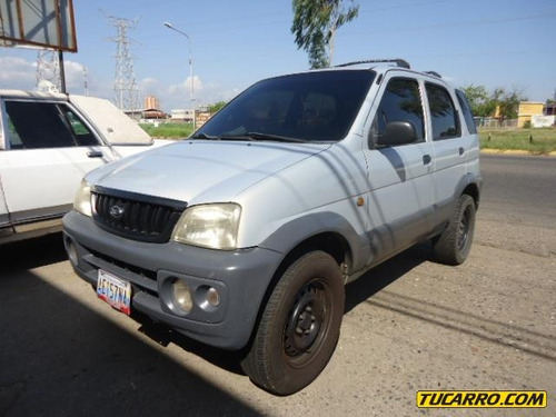 toyota terios cool a/a - sincronico