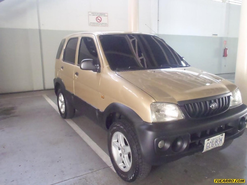 toyota terios sincronico