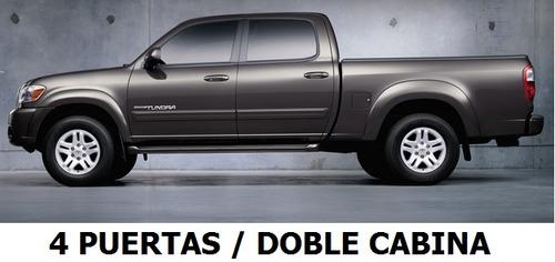 toyota tundra 2003 - 2006 calavera derecha nueva!!! dob cab