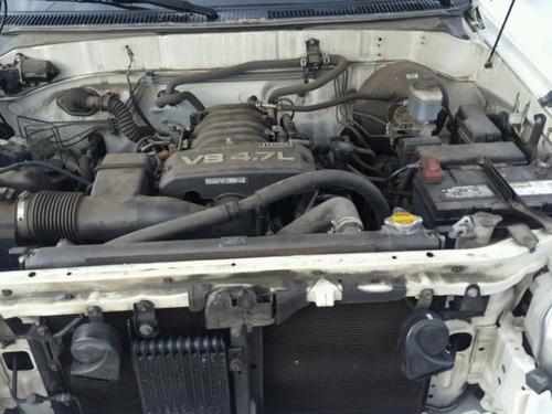 toyota tundra double motor 4.7 03-06 yonkeada para partes