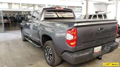 toyota tundra pick-up d/cabina carga 4x4
