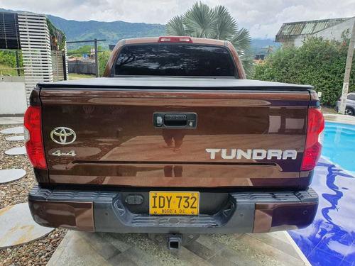 toyota tundra platinum v8 5.700 at 4x4