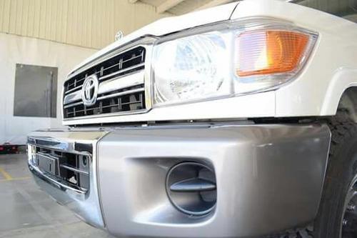 toyota vdj 79 4.5 diesel cabina sencilla