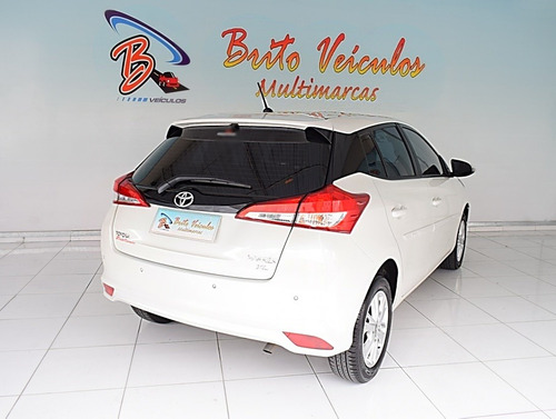 toyota yaris 1.3 16v flex xl plus tech multidrive 2019
