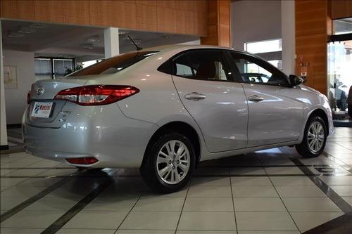 toyota yaris 1.5 16v flex sedan xl plus tech multidrive
