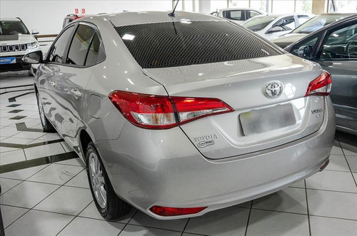 toyota yaris 1.5 16v sedan xl plus tech multidrive