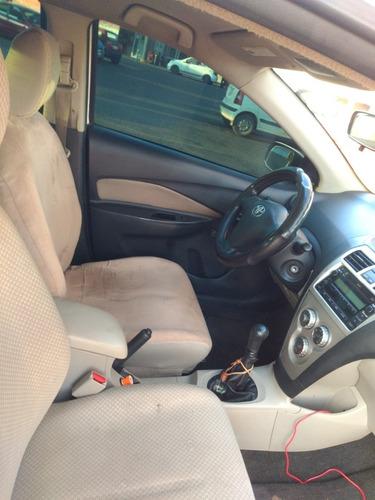 toyota yaris 1.5 core sedan mt 2008