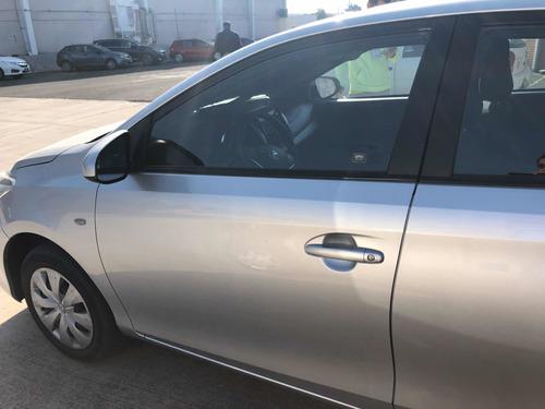 toyota yaris 1.5 core sedan mt 2017