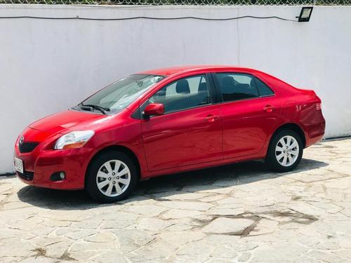 toyota yaris 1.5 sedan premium aa ee ra at 2011