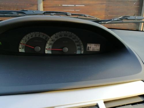 toyota yaris 2008 1.5 base sedan mt