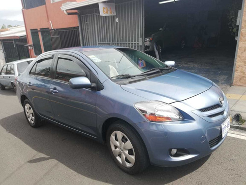 toyota yaris 2008 automatico (impecable)