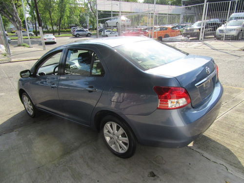 toyota yaris 2014 sedan premium man mt azul
