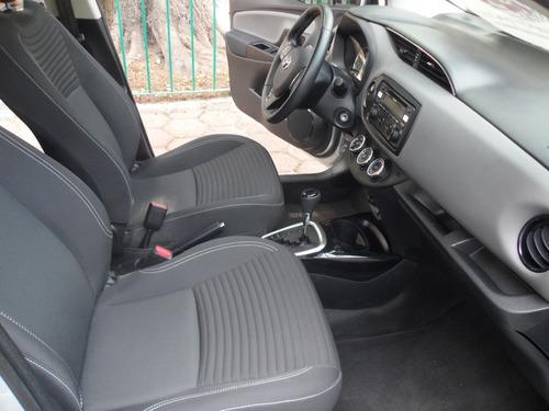 toyota, yaris 2015 premium automatico hatch back