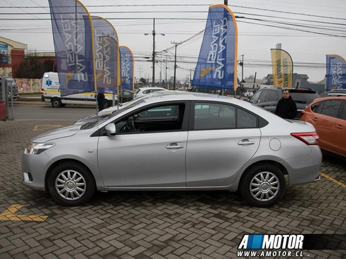 toyota yaris  all new yaris 1.5 mt bnc gli 2ab abs 2017
