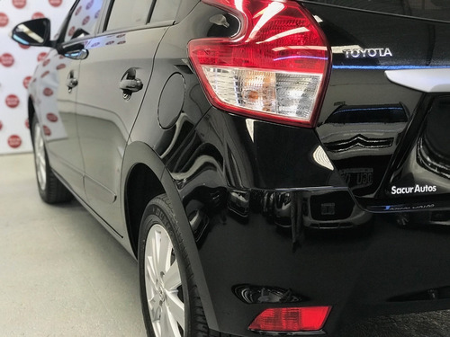 toyota yaris cvt 1.5 at 2017