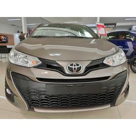 Toyota Yaris Hatch 1.5 Xls Cvt 2020 Automático