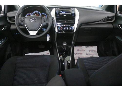 toyota yaris hatch xl 1.3 aut