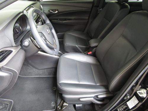 toyota yaris hatch xs 1.5 automático