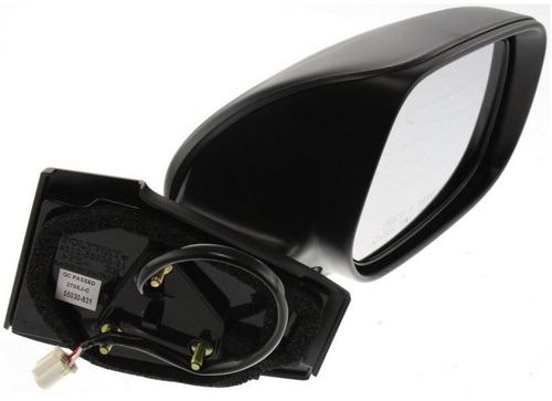 toyota yaris hatchback 2006 - 2011 espejo derecho electrico