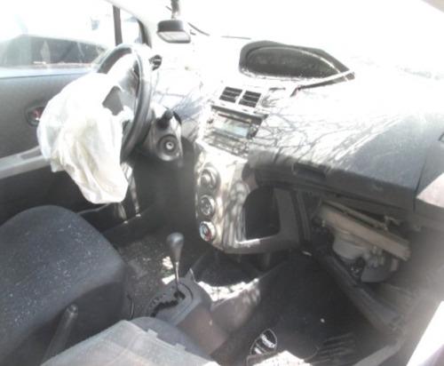 toyota yaris hatchback 2009 venta de refacciones