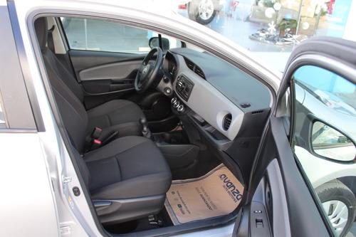 toyota yaris hatchback core 2016 estandar