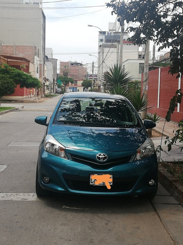 toyota yaris hatchback hatchback automatico