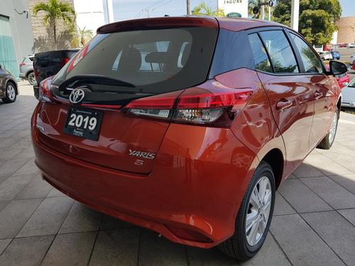 toyota yaris hatchback s 2019