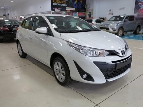 toyota yaris hb 1.3 xl mt, ety5435