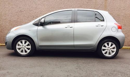 toyota yaris premium 2011