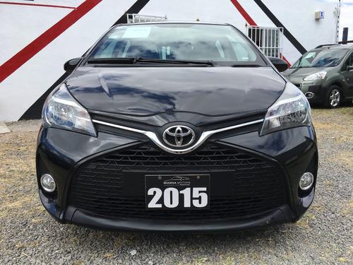 toyota yaris premium 2015