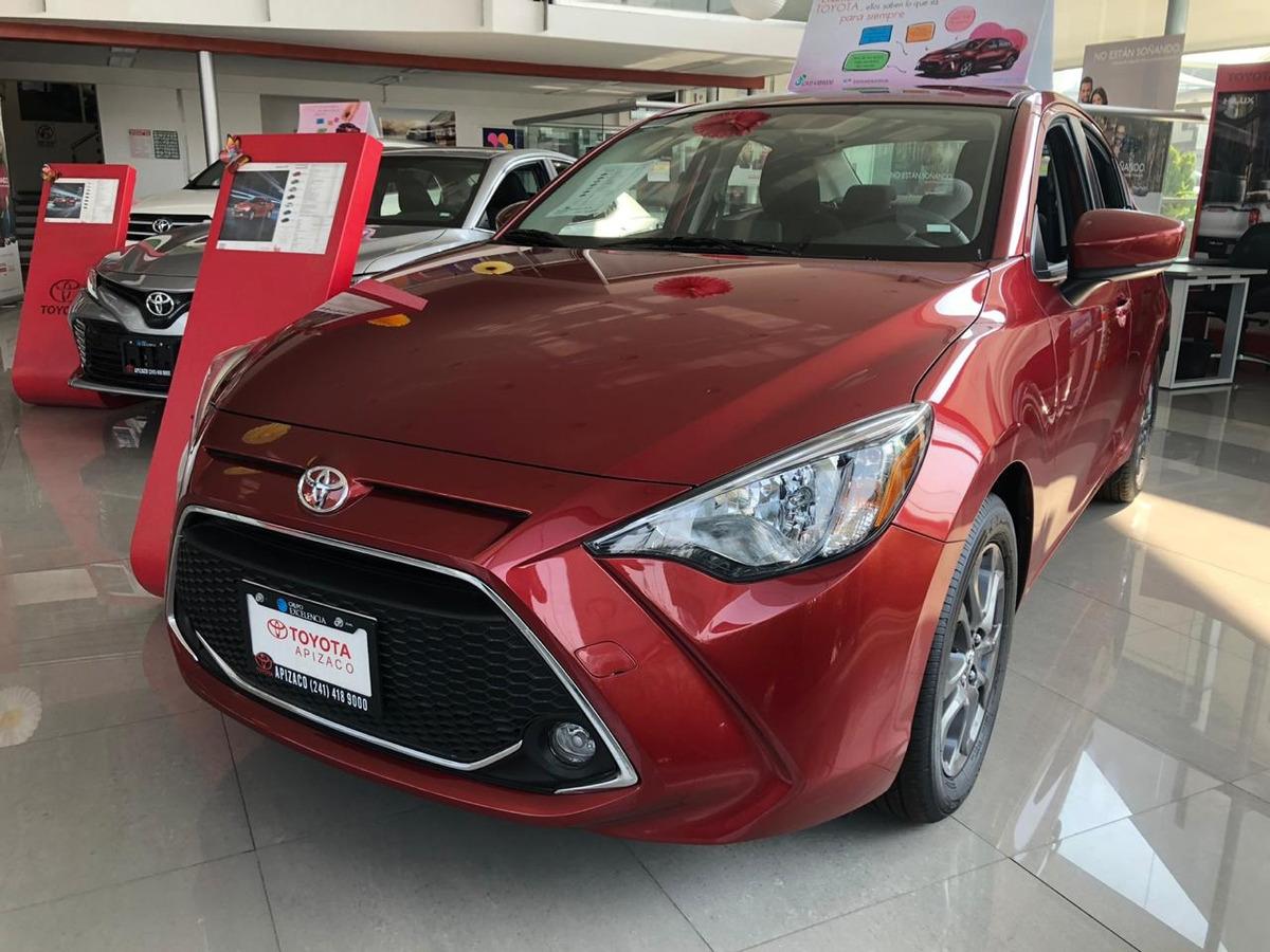 Toyota yaris r 2019 precio