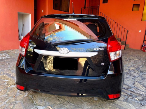toyota yaris s 2017 hatchback cvt automatico